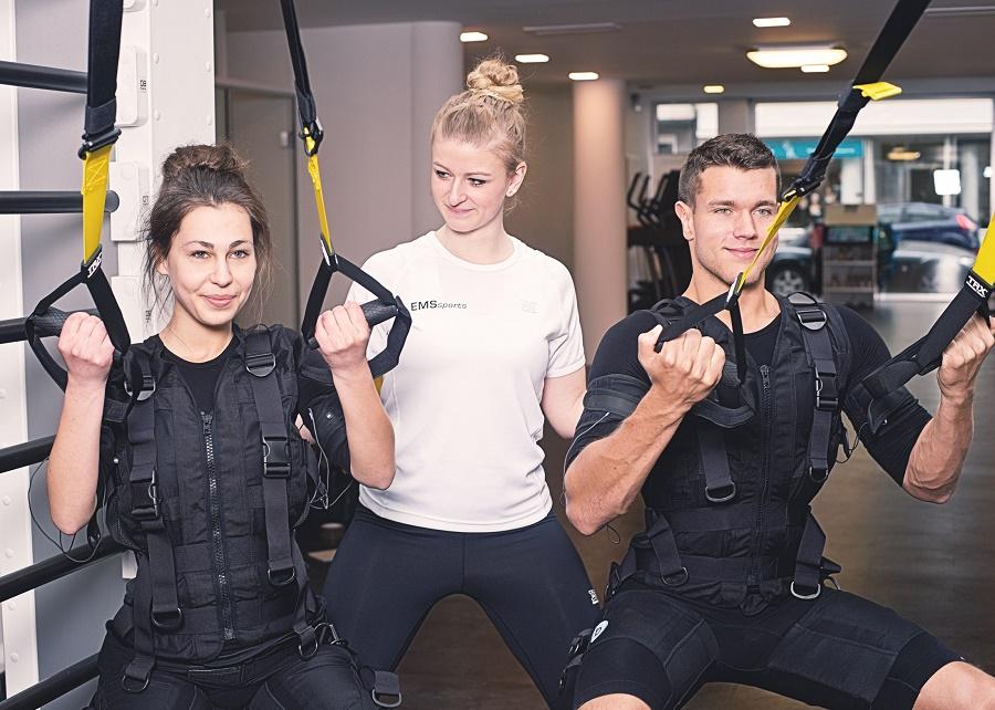 EMS-Training: Warum dynamische Übungen sinnvoll sind!
