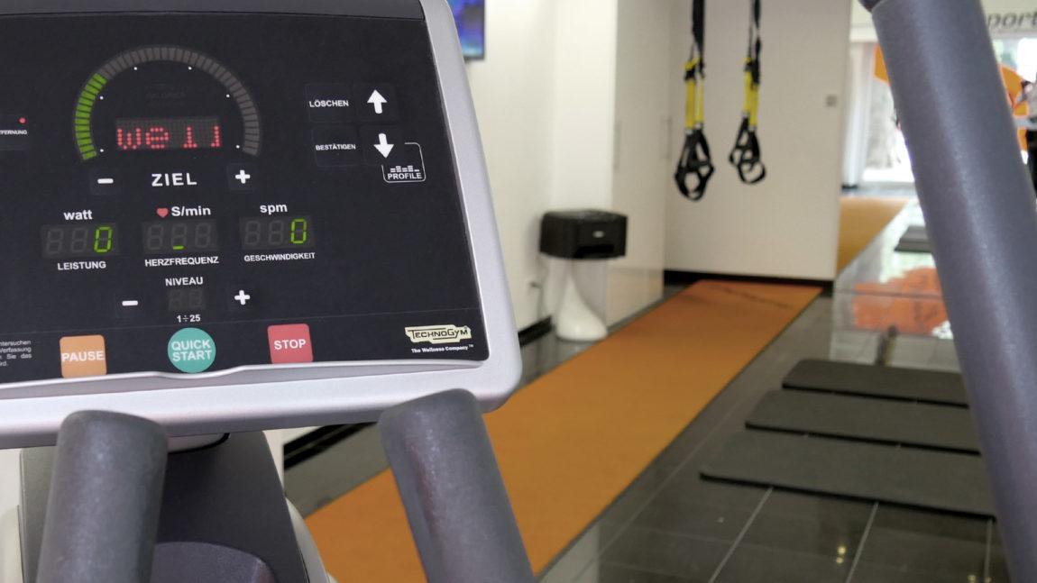 Fettreduktion durch EMS-Training