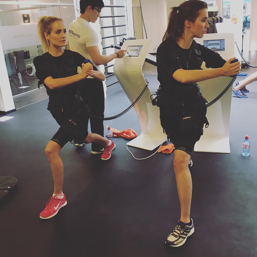 Fitness-Training der nächsten Generation: EMSsports